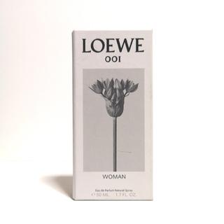 ロエベ(LOEWE)のLOEWE★ロエベ 001 ウーマン オードパルファム 50ml(香水(女性用))
