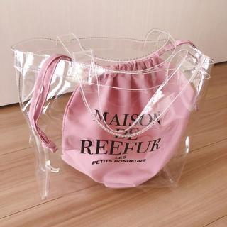 Maison de Reefur - メゾンドリーファー  ビニールバック