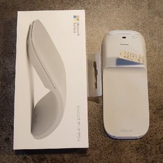 Microsoft - Surface Arc mouse サーフェス アークマウス グレー