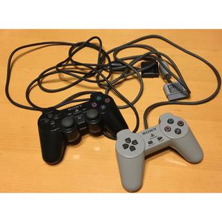 プレイステーション(PlayStation)のジャンク プレステコントローラー 2個 大阪市内手渡し無料配達可能(その他)