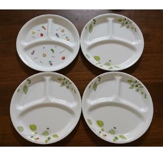 コレール(CORELLE)の【たあひめ様専用】コレール プレート皿 4枚+箸置き5個(食器)
