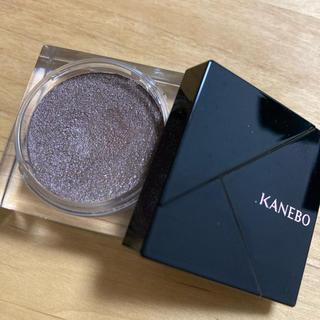 カネボウ(Kanebo)の【美品】Kanebo モノアイシャドウ 06 Bitter Brown(アイシャドウ)