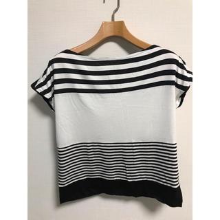 デプレ(DES PRES)のDES PRES ボーダーTシャツ(Tシャツ(半袖/袖なし))
