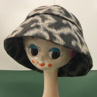 ヴィヴィアンウエストウッド(Vivienne Westwood)のvivienne westwood leopard cloche hat(ハット)