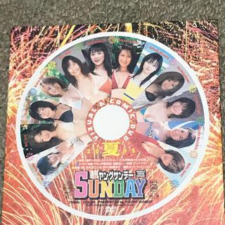 ショウガクカン(小学館)の週刊ヤングサンデー 2005夏 ビジュアル&コミックDVD(アイドルグッズ)