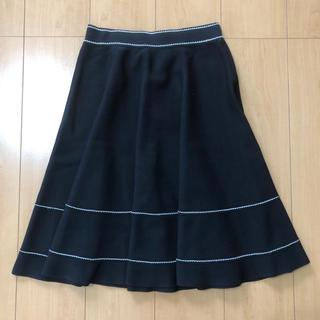 トゥービーシック(TO BE CHIC)のトゥービーシック スカート 40 秋 冬物 【 TO BE CHIC  】(ひざ丈スカート)
