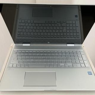 ヒューレットパッカード(HP)のHP envy x360 15.6インチ 256/8GB(ノートPC)