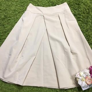 フォクシー(FOXEY)のフォクシー レディストレッチスカート(ひざ丈スカート)