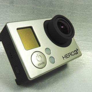 ゴープロ(GoPro)の【ジャンク】 GoPro HERO3+ Silver Edition(ビデオカメラ)