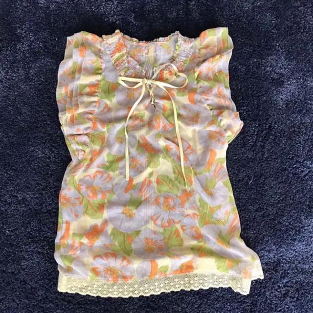 JILLSTUART(ジルスチュアート)のJILLSTURT  レディースのトップス(シャツ/ブラウス(半袖/袖なし))の商品写真