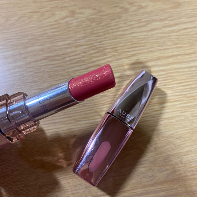AUBE couture(オーブクチュール)のソフィーナ オーブ なめらか質感 ひと塗りルージュ PK18(3.8g) コスメ/美容のベースメイク/化粧品(口紅)の商品写真