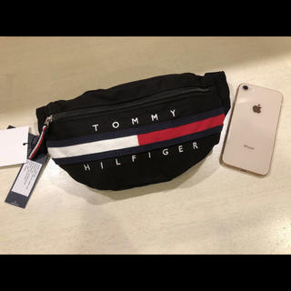 TOMMY HILFIGER - TOMMY HILFIGER ボディバッグ トミーヒルフィガーボディーバッグ
