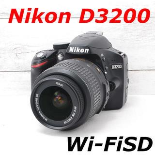 ニコン(Nikon)の❤️一眼デビュー❤️スマホ転送❤️Nikon D3200(デジタル一眼)