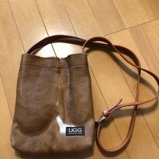 UGG - 【UGG(アグ)】ショルダーバッグ ハラコ