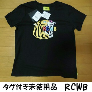 RODEO CROWNS WIDE BOWL - RODEO CROWNS WIDE BOWL タグ付き未使用品 Tシャツ