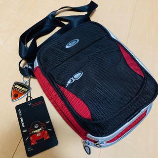 トゥミ(TUMI)のすずき様専用 TUMI×DUCATI コラボ ショルダーバッグ(ショルダーバッグ)