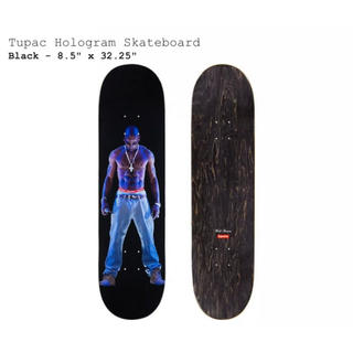 シュプリーム(Supreme)のSupreme tupac skate board deck(スケートボード)