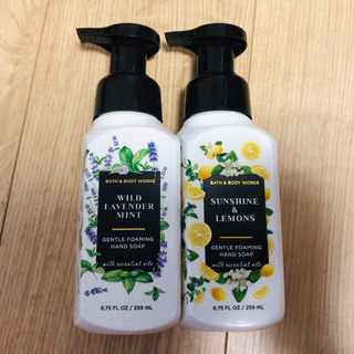 Bath & Body Works - ☆ Bath & BodyWorks ハンドソープ 2本セット
