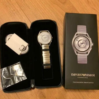 エンポリオアルマーニ(Emporio Armani)のエンポリオアルマーニ腕時計 スマートウォッチ ART5006(腕時計(デジタル))