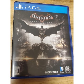 PlayStation4 - バットマン