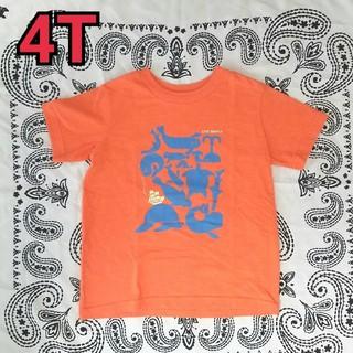 patagonia - パタゴニア patagonia Tシャツ 4T キッズ