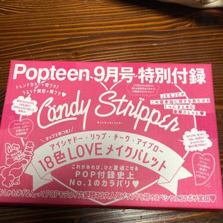 Popteen9月号付録のみ(ファッション)