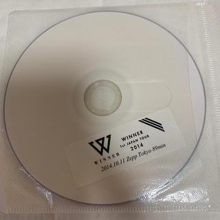 アイコン(iKON)のwinner DVD(K-POP/アジア)
