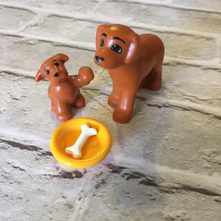 Lego - レゴ ベルビル 犬と子犬