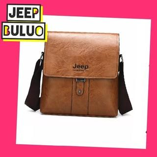 ジープ(Jeep)の【JeepBULUO】ショルダーバッグ縦型タブレットPC収納メッセンジャーバッグ(ショルダーバッグ)