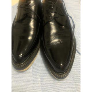 UNDERCOVER - 定価456,000円 アンダーカバー  革靴 シャークソール