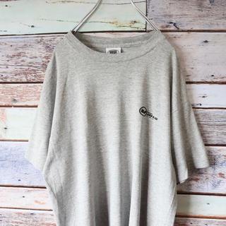 ヴァンズ(VANS)のVANS バンズ アメリカ製 オールド Tシャツ バックプリント グレー L(Tシャツ/カットソー(半袖/袖なし))