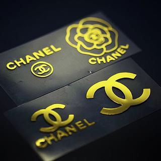 シャネル(CHANEL)の【シャネル N'1~4】ブランドロゴ ステッカースマホ ステッカーiPhone(モバイルケース/カバー)
