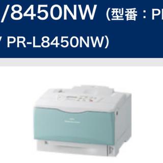 エヌイーシー(NEC)のNEC  レーザプリンタ(オフィス用品一般)