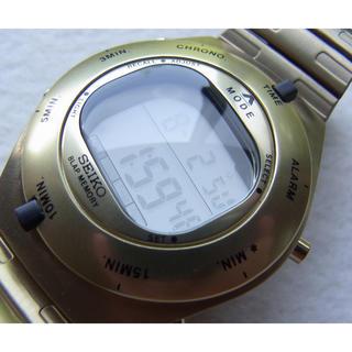 セイコー(SEIKO)の未使用 セイコー 3000本 限定 SBJA004 ジウジアーロ(腕時計(デジタル))