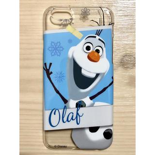 ディズニー(Disney)のiPhone6 iPhone6s スマホケース アナと雪の女王 オラフ(iPhoneケース)