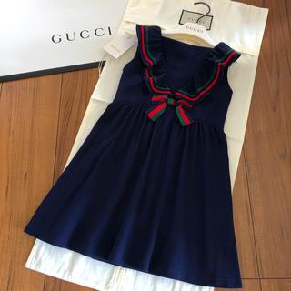 グッチ(Gucci)のグッチチルドレン ワンピース 6(ワンピース)