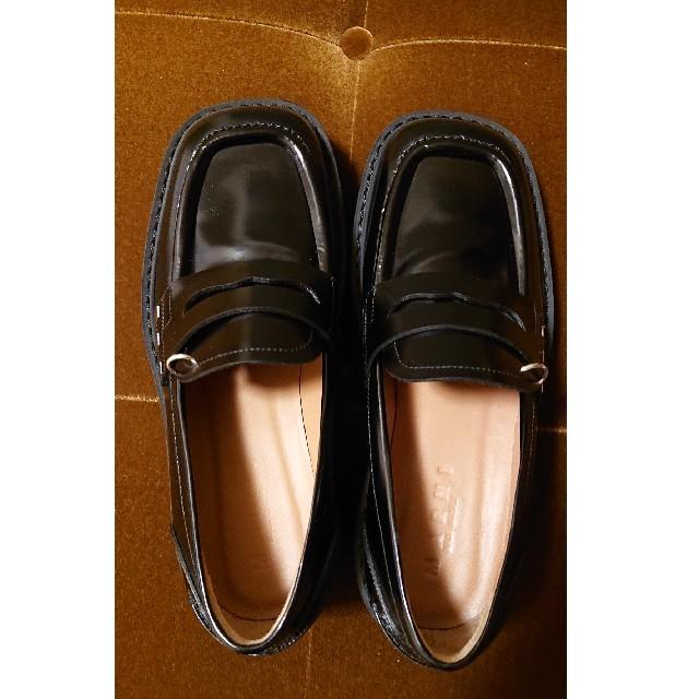 Marni(マルニ)の【えんどう様専用】【未使用】Marni スクエアトゥ ローファー メンズの靴/シューズ(スリッポン/モカシン)の商品写真
