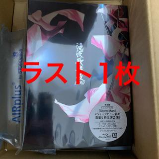 Johnny's - 滝沢歌舞伎ZERO 初回プレス 通常盤Blu-ray