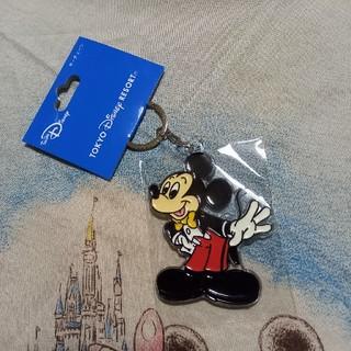 Disney - ディズニーリゾート ミッキーマウス キーホルダー