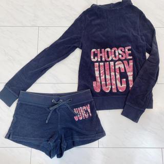 ジューシークチュール(Juicy Couture)のジューシクチュール★ネイビー セットアップ(セット/コーデ)