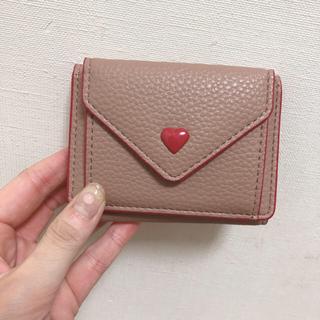 ミーア(MIIA)のmiumiu風 ミニ財布(財布)