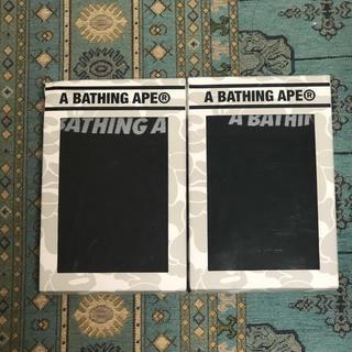 アベイシングエイプ(A BATHING APE)のAPE ボクサーパンツ(ボクサーパンツ)