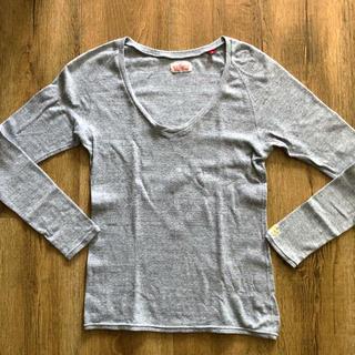 ハリウッドランチマーケット(HOLLYWOOD RANCH MARKET)のハリランHロゴカットソーremireliefHRMorslowBEAMSハリラン(Tシャツ/カットソー(七分/長袖))