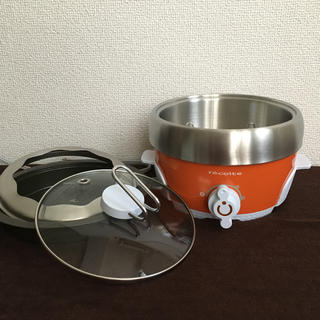 recolte pot duo esprit 中古品(調理機器)