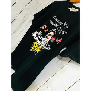 ミルクボーイ(MILKBOY)の伝統最高MrPプリングルスTシャツアーチロゴ RVCA LEGENDA ZARA(Tシャツ/カットソー(半袖/袖なし))