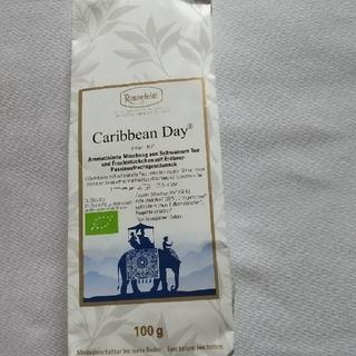 ロンネフェルト カリビアンDay  フレーバードティー オーガニック 紅茶(茶)