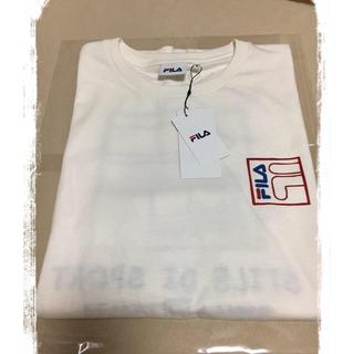 FILA - BTS FILA コラボ Tシャツ♡SUGA 新品タグ付き