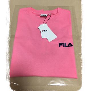 FILA - BTS FILA コラボ Tシャツ♡Jimin 新品タグ付き
