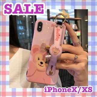 ディズニー(Disney)のセール中❤︎シェリーメイ iPhoneケース iPhoneX iPhoneXS(iPhoneケース)