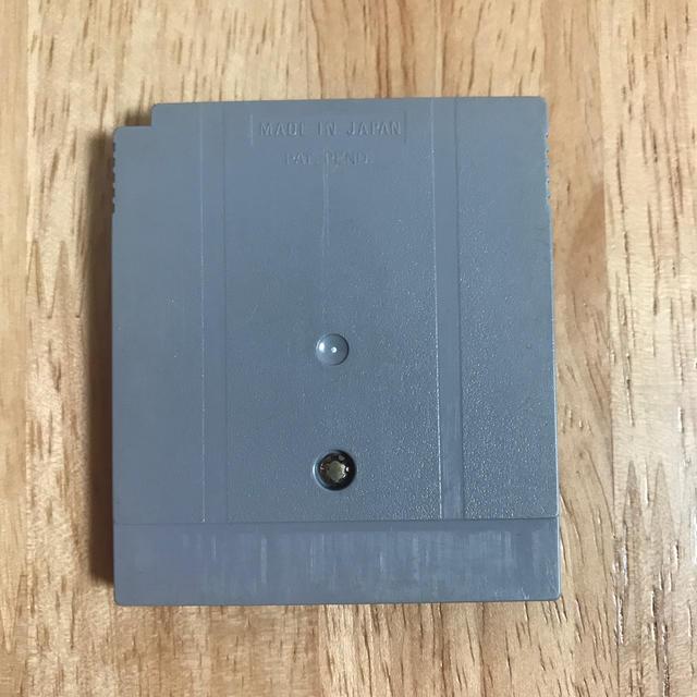 ゲームボーイ(ゲームボーイ)のSTREET FIGHTER II ストリートファイター エンタメ/ホビーのゲームソフト/ゲーム機本体(携帯用ゲームソフト)の商品写真